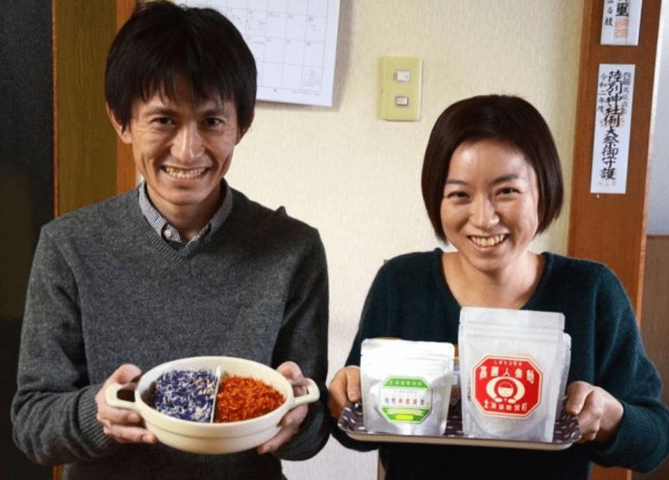北大薬学部卒夫婦が、十勝産ハーブを活用した商品の開発・販売を手がける「タネラボ」を来月設立