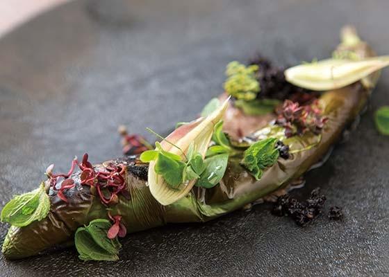 """""""自然のサイクルに沿って食べ物を頂くことが本来あるべき姿""""であることに気付かせてくれる一軒家レストラン「ヴィラアイーダ」(和歌山県)"""