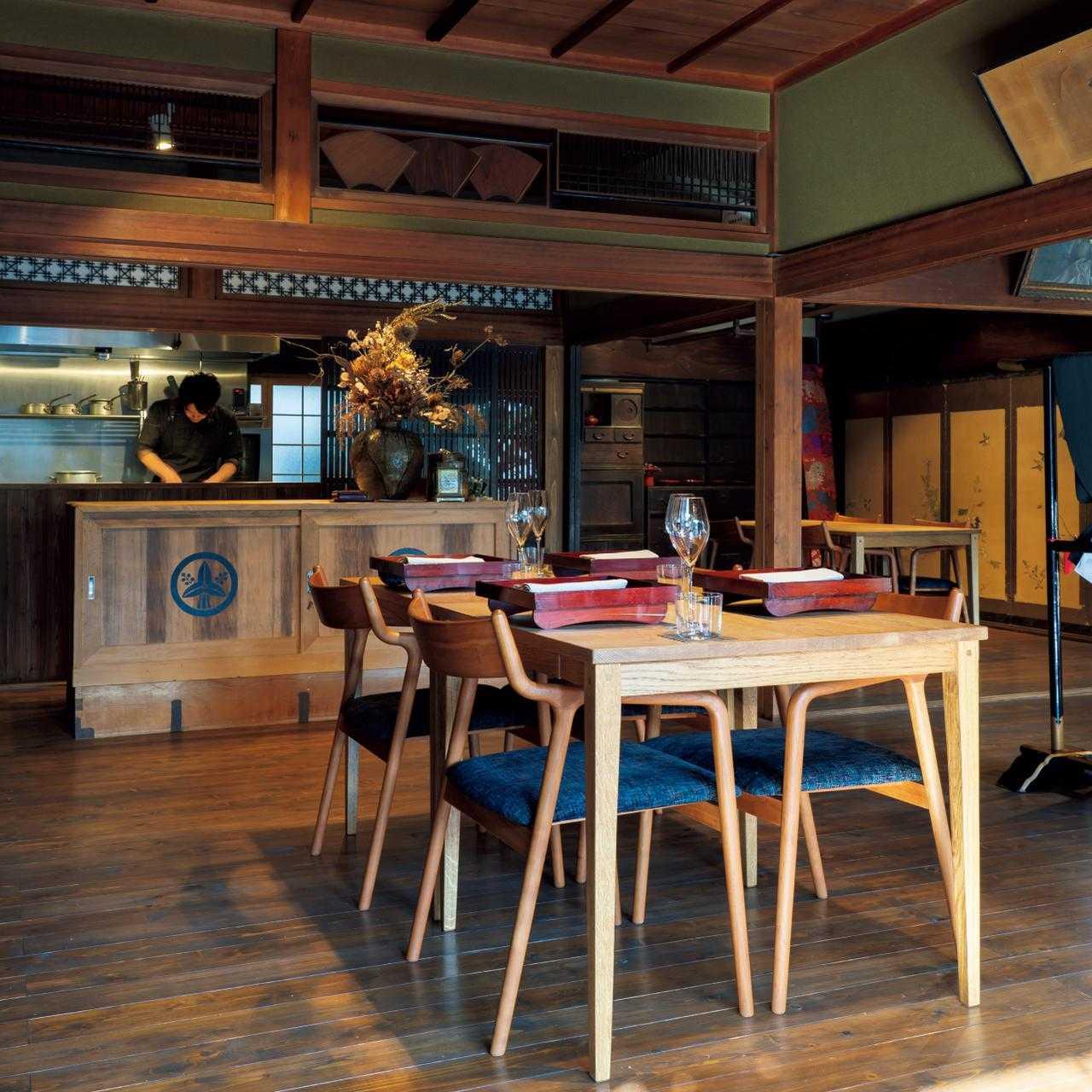 奈良の大地の恵みを堪能できる古民家レストラン「Da terra(ダ テッラ)」