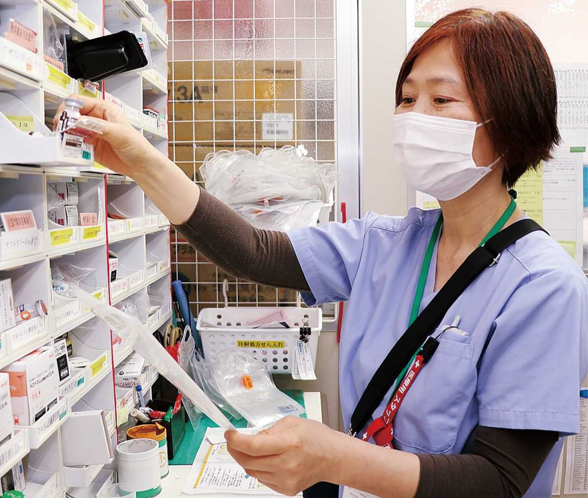 「湘南ホスピタル」でアロマケアを導入し、6年経過後の状況