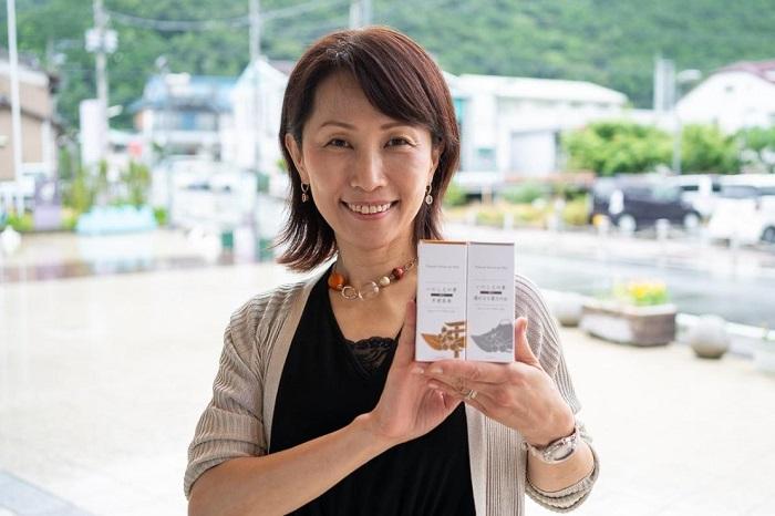 柑橘唯一の日本固有種「タチバナ」を使い、静岡県・沼津の調香師が地域おこし