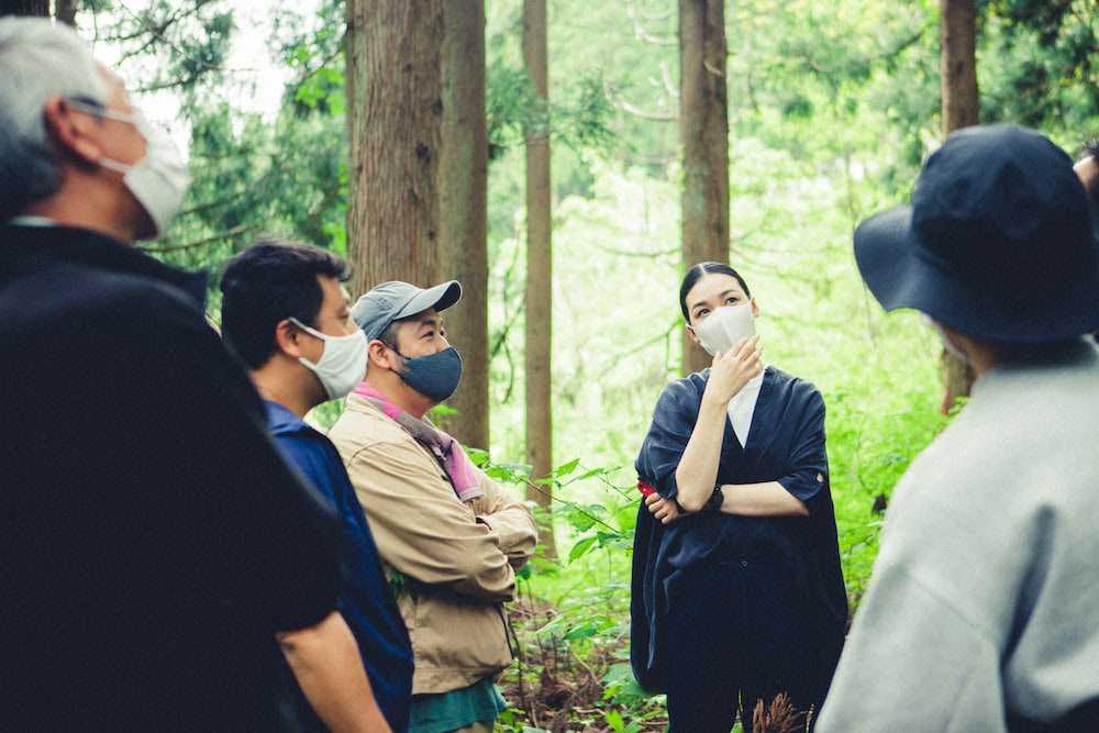 「クロモジのソーダ」で山林を救う? 石川県白山市の循環型プロジェクトについて