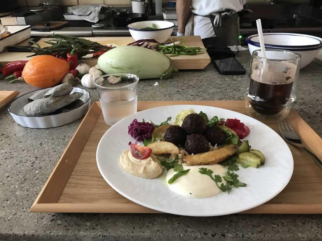 """京都にオープンした""""レバノン料理店"""" 『汽』 が気になります。"""